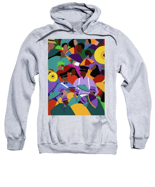Second Line New Orleans Sweatshirt