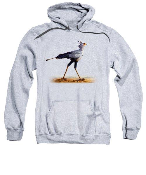 Secretary Bird Sweatshirt