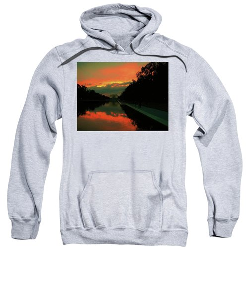 Secrets Of Dc Sweatshirt