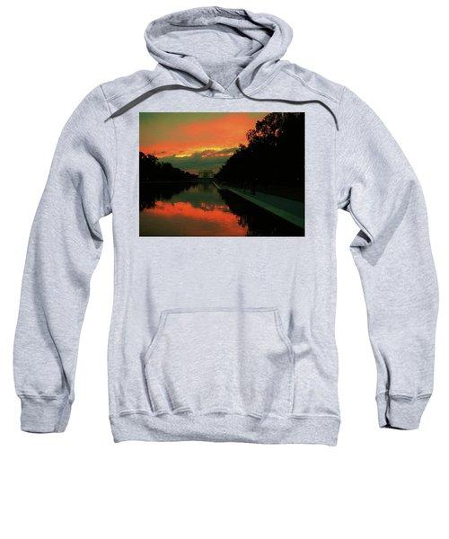 Secrets Of Dc Sweatshirt
