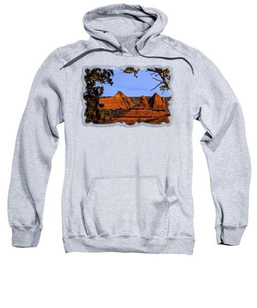 Sedona Red Rocks Sweatshirt