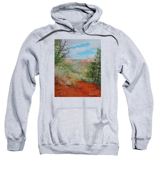 Sedona Trail Sweatshirt