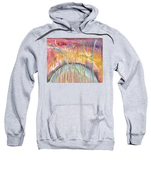 Seeds Of An Angel Sweatshirt