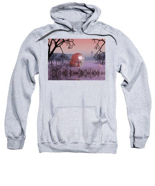Seeking The Dying Light Of Wisdom Sweatshirt