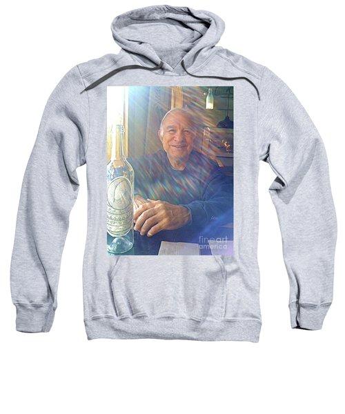 Self Portrait One - Light Through The Window Sweatshirt