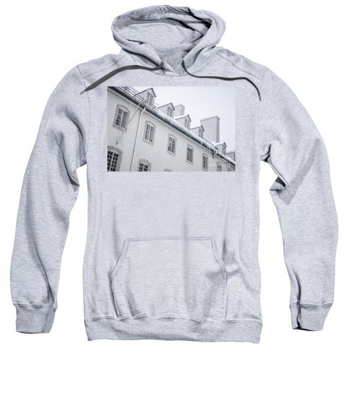 Seminary Of Quebec City In Old Town Sweatshirt
