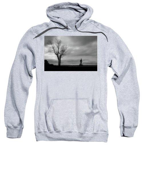 Senator Chafee And The Tree Sweatshirt