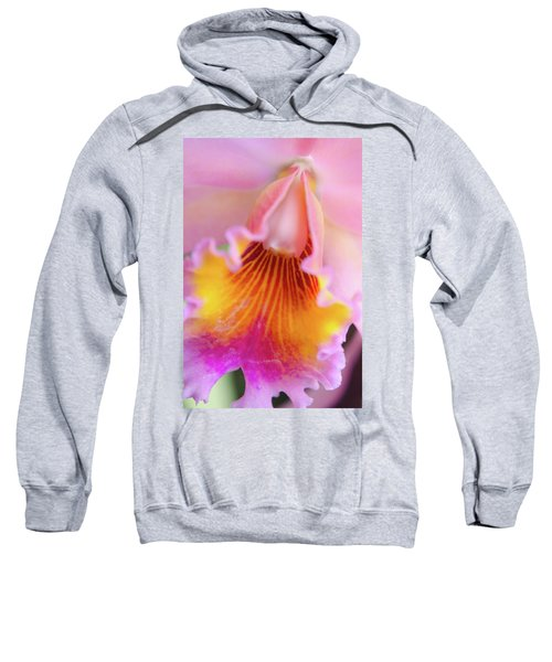 Sensual Floral Sweatshirt