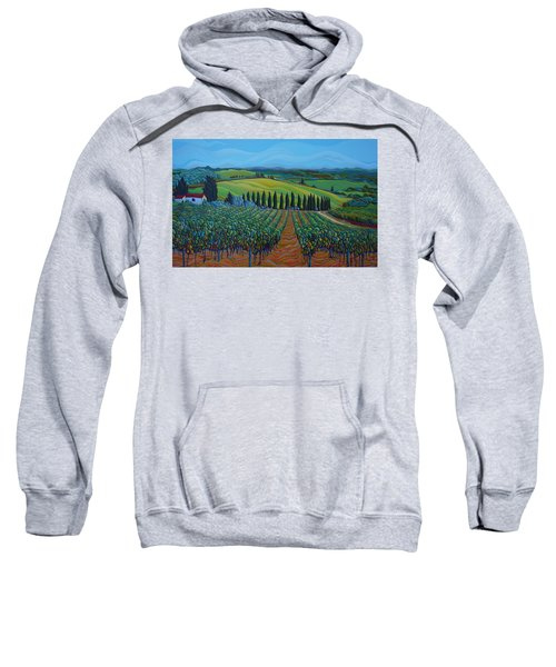 Sentrees Of The Grapes Sweatshirt