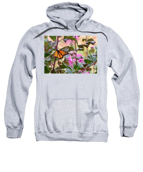 September Monarch Sweatshirt