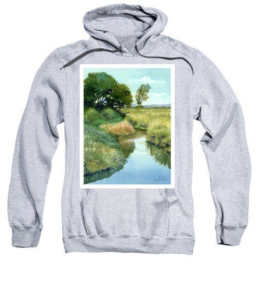 September Morning, Allen Creek Sweatshirt