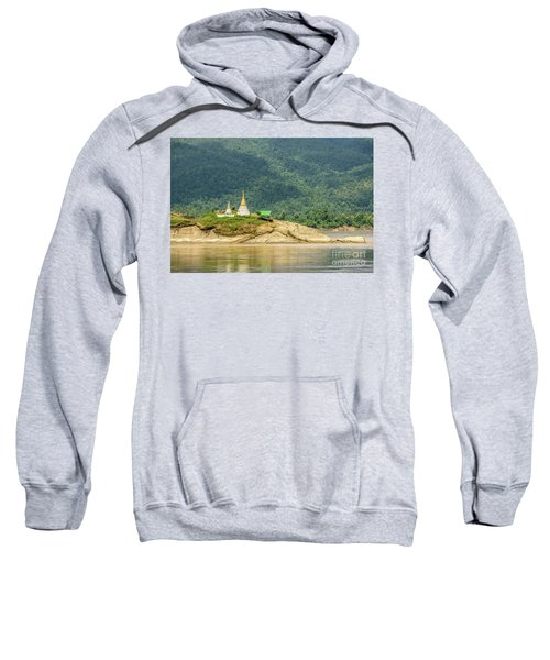 Sweatshirt featuring the photograph September by Werner Padarin