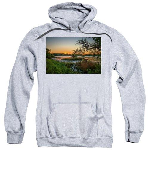 Serene Sunset Sweatshirt