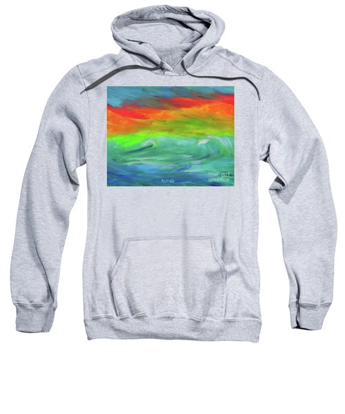Serenity Sunrise  Sweatshirt