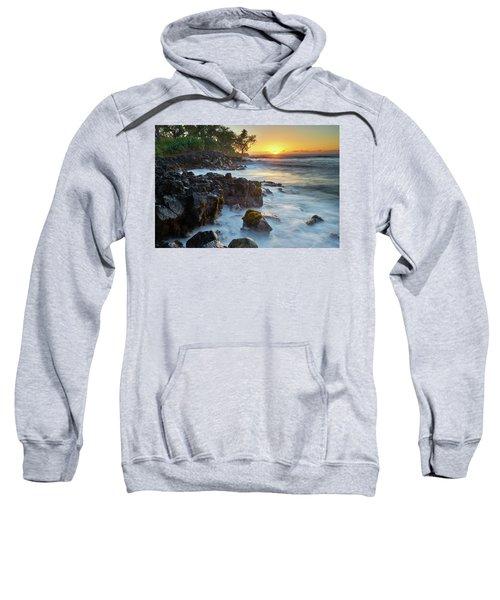Setting Sun At Lyman's Sweatshirt