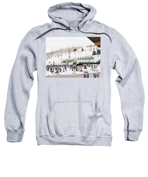 Seven Springs Stowe Slope Sweatshirt