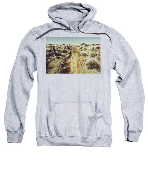 Shabby Outback Path Sweatshirt