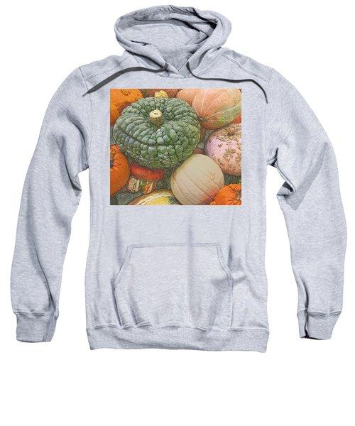Shades Of Autumn Sweatshirt