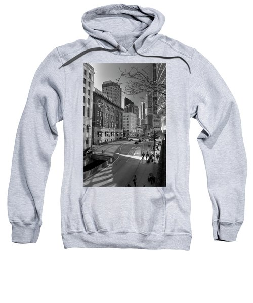 Shades Of The City Sweatshirt