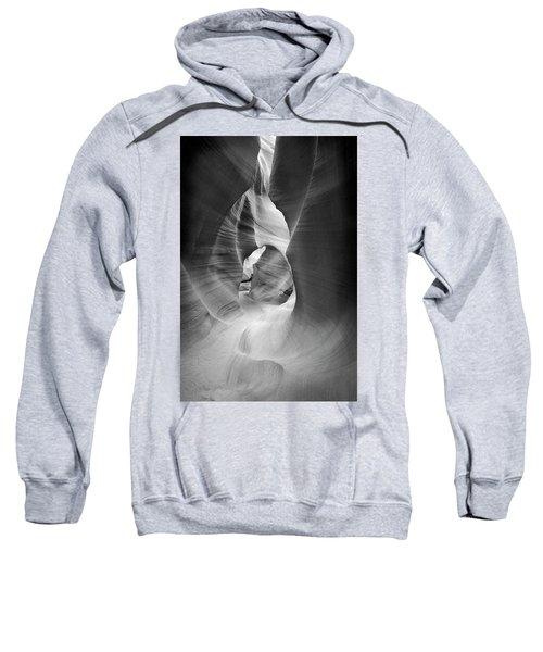 Shadows In Antelope Canyon Sweatshirt