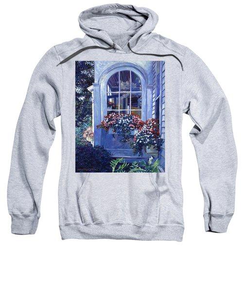 Shady Window Boxes Sweatshirt