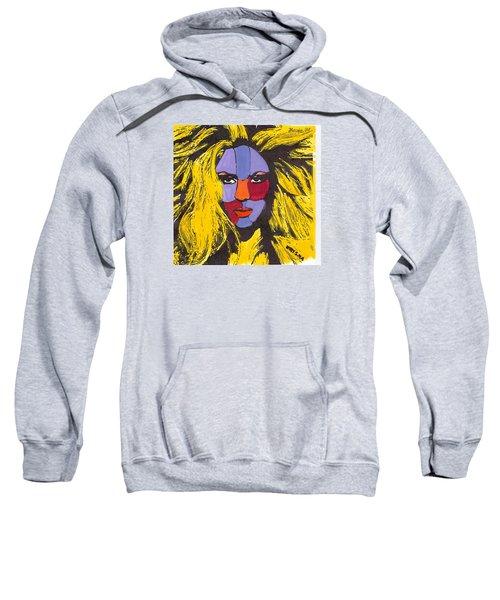 Shakira Sweatshirt by Zheni Mavromati