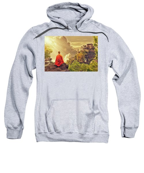 Shangri La Sweatshirt
