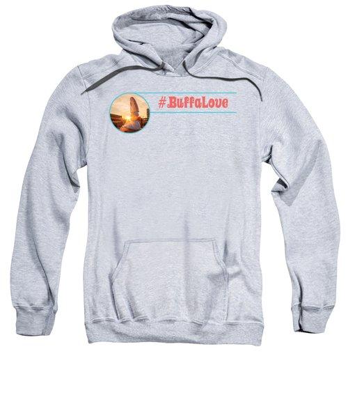 Shark Girl Dawn Sweatshirt
