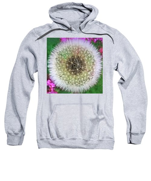 She Loves Me, She Loves Me Not Sweatshirt