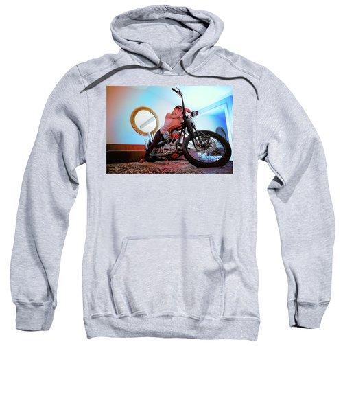 She Rides- Sweatshirt