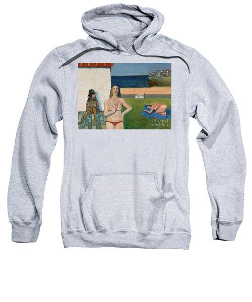 She Walks In Beauty Sweatshirt