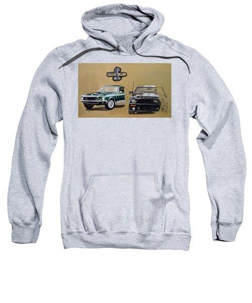 Shelby 40th Anniversary Sweatshirt