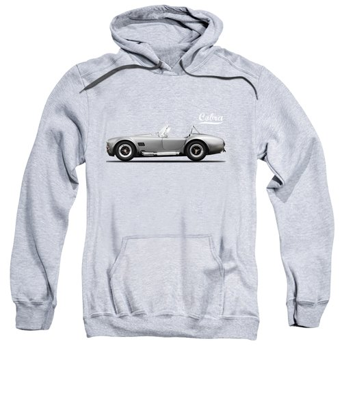 Shelby Cobra 427 Sc 1965 Sweatshirt by Mark Rogan