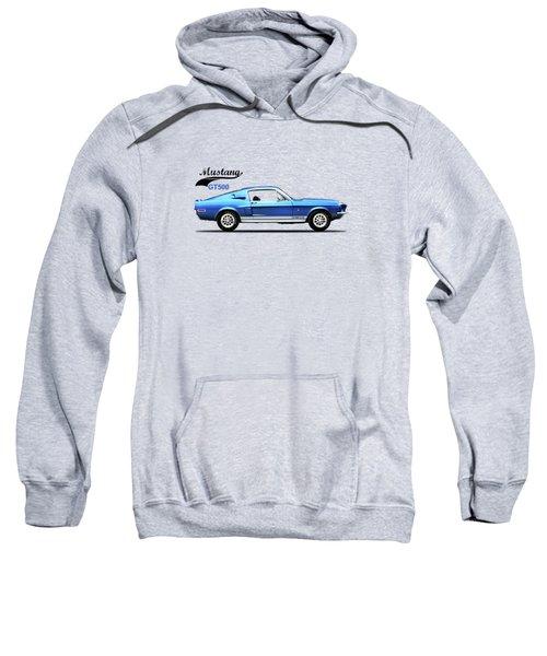 Shelby Mustang Gt500 1968 Sweatshirt