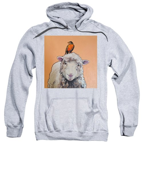 Shelley The Sheep Sweatshirt