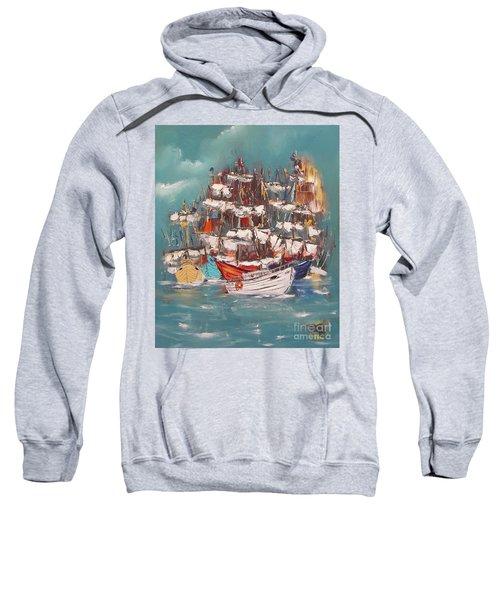 Ship Harbor Sweatshirt