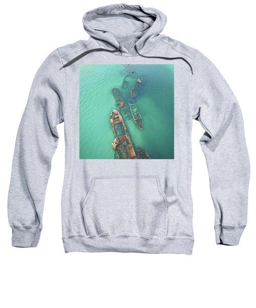 Shipwrecks Sweatshirt
