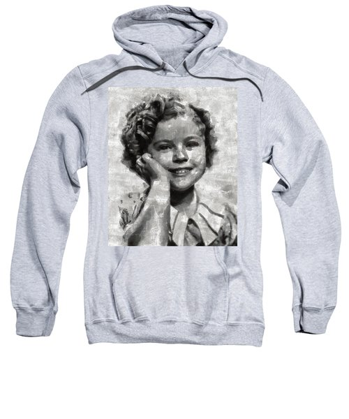 Shirley Temple By Mary Bassett Sweatshirt by Mary Bassett