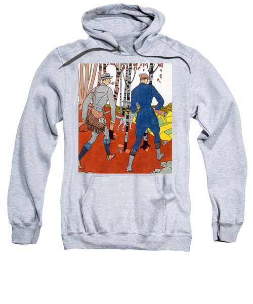 Shooting Trip Sweatshirt