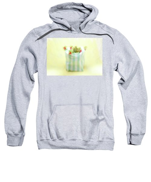 Shopping Bag Sweatshirt