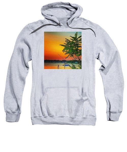Paddleboarding Sweatshirt