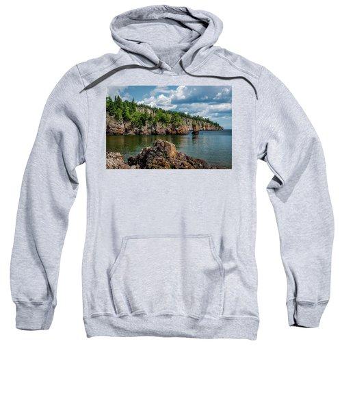 Shovel Point  Sweatshirt