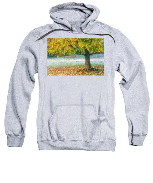 Showing Off Sweatshirt