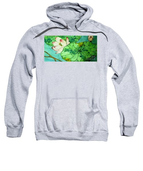 Shy Lotus Sweatshirt