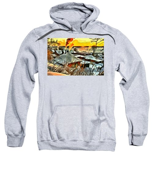 Siberian Winter - Da Sweatshirt