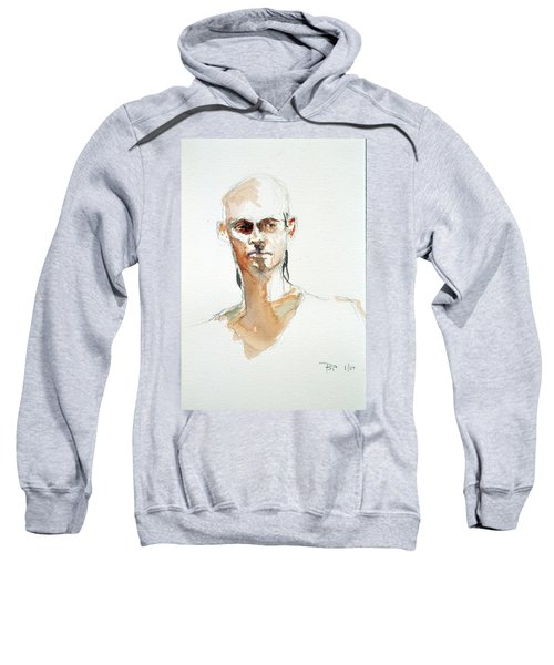 Side Glance Sweatshirt