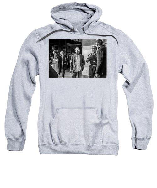 Sidewalk Circulation Sweatshirt