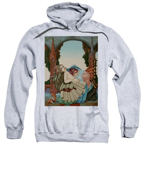 Sigmund Freud With A Fox Sweatshirt