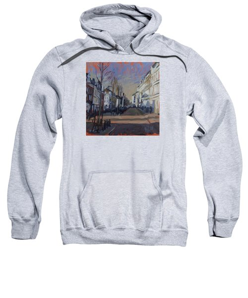 Silence Before The Storm Sweatshirt by Nop Briex