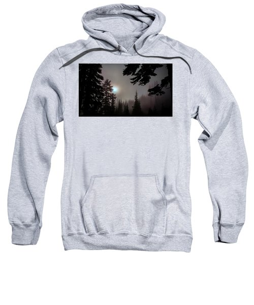Silhouettes In The Mist 2008 Sweatshirt